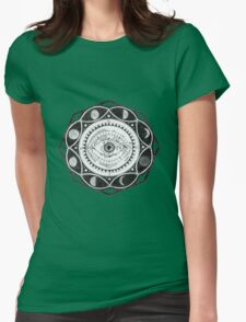 Future Vision Womens Fitted T-Shirt