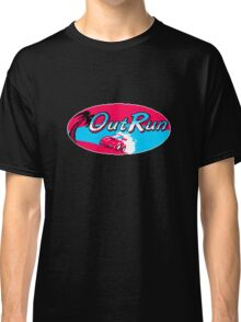OutRun The 80s Classic T-Shirt