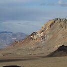 Marbled Mountain,Black Rock Desert,Gerlach NV USA by Anthony & Nancy  Leake
