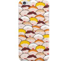 Female. iPhone Case/Skin