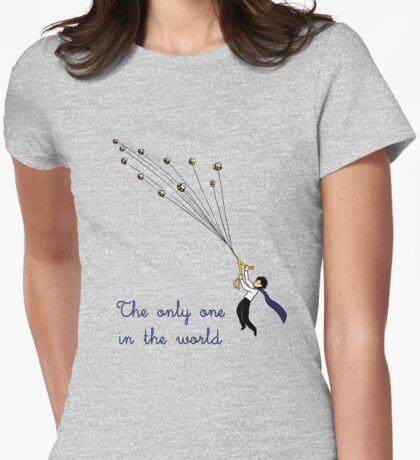Le petit détective consultant Womens Fitted T-Shirt