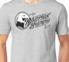 usa warriors eagle by rogers bros Unisex T-Shirt