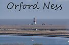 Orford Ness by Nigel Bangert