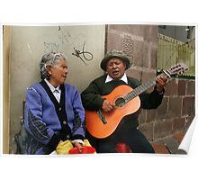 People 4059 Quito, Ecuador Poster