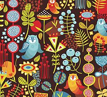 Owly. by Ekaterina Panova