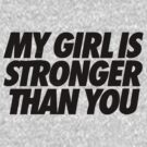 my girl is stronger than you by 1453k