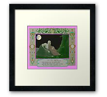 The two Marys. Framed Print