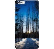 Shadow Dance iPhone Case/Skin