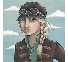 Sky Captain Photographic Print