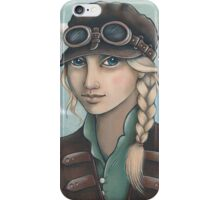 Sky Captain iPhone Case/Skin