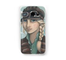 Sky Captain Samsung Galaxy Case/Skin