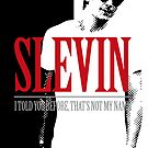 Lucky Number Slevin (Scarface) by Aguvagu