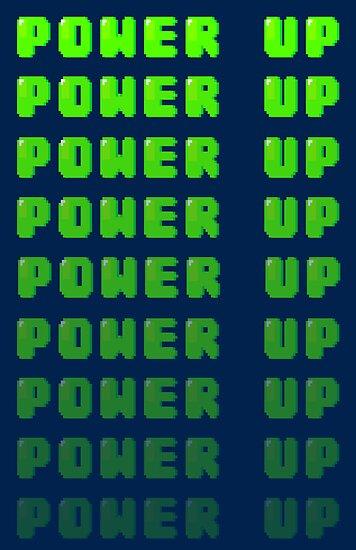 power up by kuroisaurus