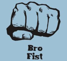 Bro Fist by alexEandrea