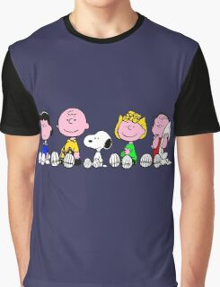 peanuts! Graphic T-Shirt