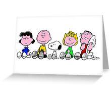 peanuts! Greeting Card