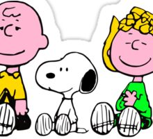 peanuts! Sticker