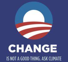 Change is NOT good by thetea