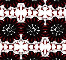 Tessellation Kaleidoscope   by Stephanie Herrieven