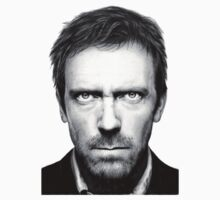 Hugh Laurie by DaWombat