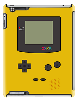 Gameboy Color iPhone/iPad Case ! (Dandelion) by Venum Spotah