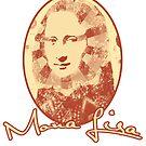 Mona Lisa by valizi