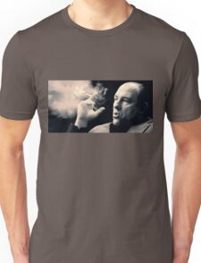 Tony Soprano with cigar Unisex T-Shirt