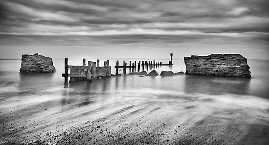 Beach Defences by Patricia Jacobs CPAGB LRPS BPE3