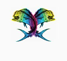Rainbow Mahi Mahi Men's Baseball ¾ T-Shirt
