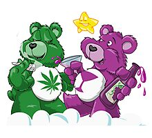 Party Bears Photographic Print