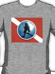 dive flag T-Shirt