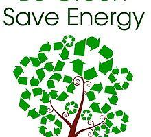 Energy Poster by Reynoldsben
