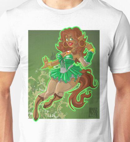 Fearie Pony Girl BBW Unisex T-Shirt