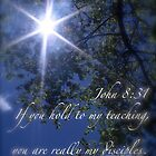 John 8:31 by DreamCatcher/ Kyrah Barbette L Hale