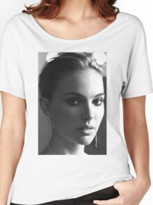 Natalie Portman Women's Relaxed Fit T-Shirt