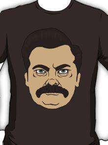 Ron F***king Swanson T-Shirt
