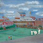 Great Yarmouth Britannia Pier by CreativMichelle