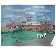 Great Yarmouth Britannia Pier Poster