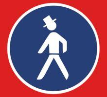 "Road Sign ""Cool Bro"" Baby Tee"