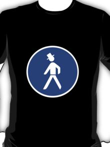 "Road Sign ""Cool Bro"" T-Shirt"