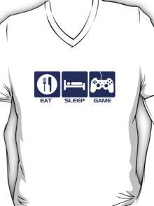 Eat Sleep Game T-Shirt