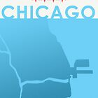 Minimalist Chicago by Luke Morgan