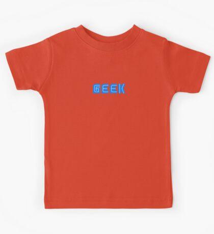 Geek Kids Tee