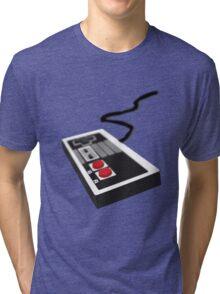 Retro Controller Tri-blend T-Shirt