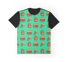 Fast food fantasies Graphic T-Shirt