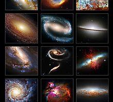 Space Beauties by RickyBarnard