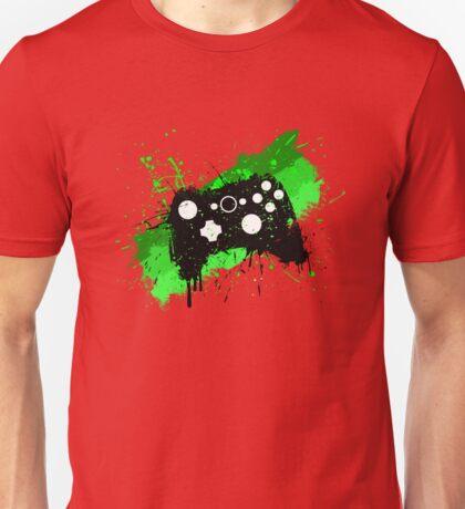 Box Graffiti Controller Unisex T-Shirt