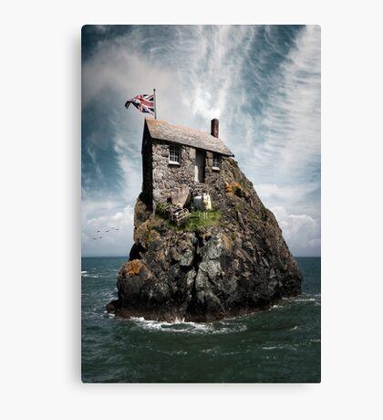 Little Britain Canvas Print