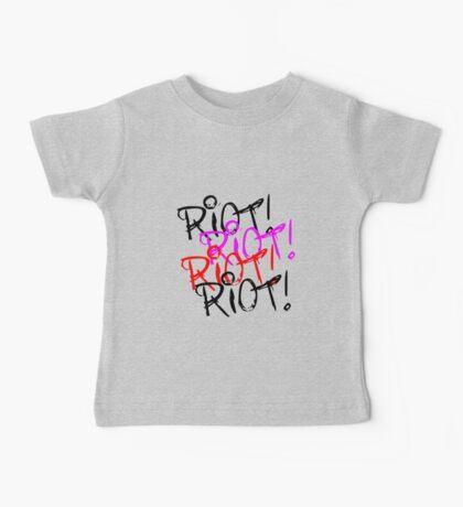 Riot Riot Riot Baby Tee