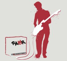 Rock Guitarist by rawrclothing